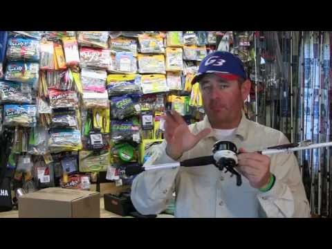 How to Spool a Baitcast Easy Peasy