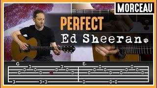 Cours de Guitare : Apprendre Perfect de Ed Sheeran