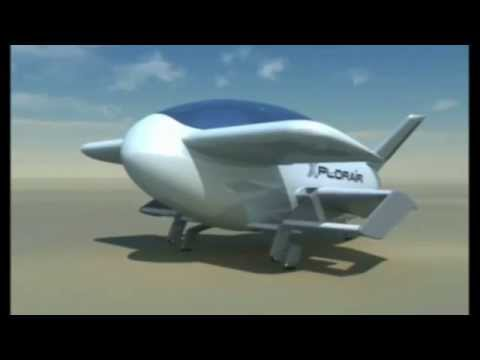 Xplorair PX200 flying car (vertical take-off)