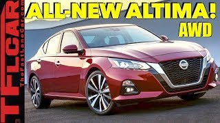 New 2019 Nissan Altima Brings the Fight to Camry and Accord: Everything You Wanted to Know