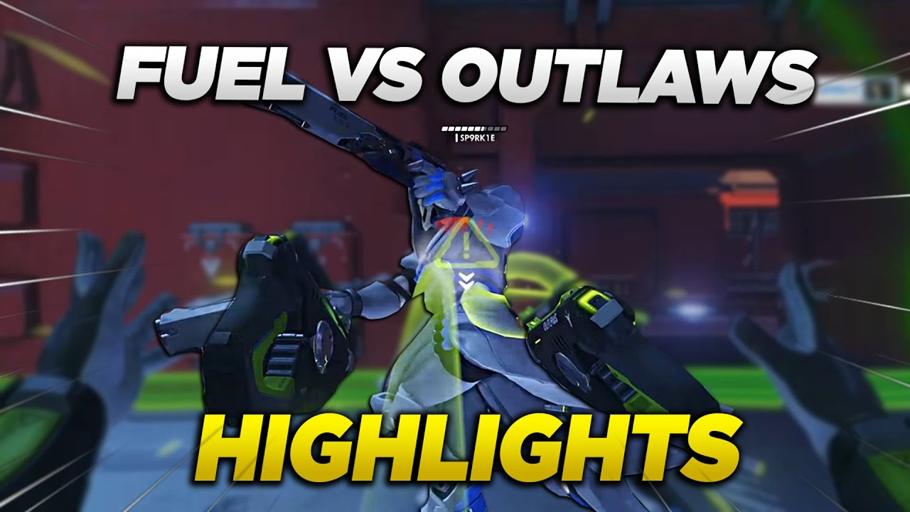 FUEL VS OUTLAWS - May Melee Highlights | DANTEH POV