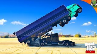 GTA 5 Die heftigsten Fahrzeuge im Test gegeneinander | MOC vs Wedge | Rocket Voltic vs Oppressor uvm