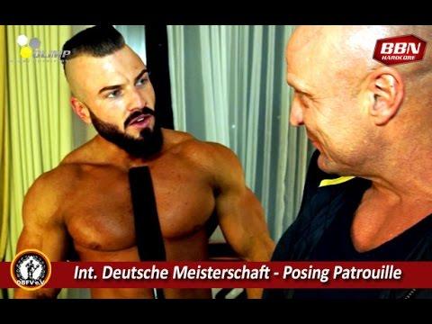 Int. Deutsche Meisterschaft 2016 - Posing Patrouille