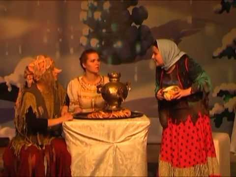 Спектакль Как бабы-яги новый год встречали 2011 год