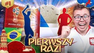 PIERWSZY RAZ, MECZ, IKONA! - #1 | ULTIMATE WORLD CUP 2018
