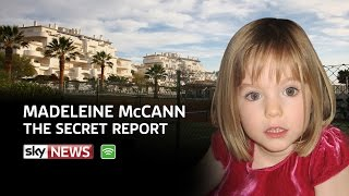 Madeleine McCann: The Secret Report On British Police