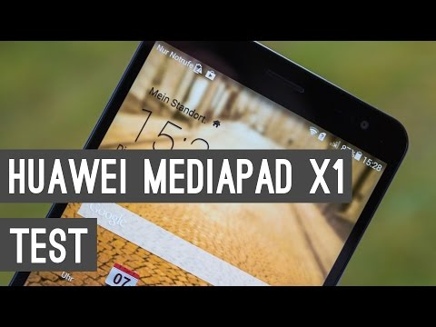 Huawei MediaPad X1 7.0 Test | Tablet Review | Deutsch