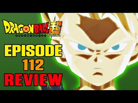 Dragon Ball Super Episode 112 REVIEW | CABBA CHAMELEON!