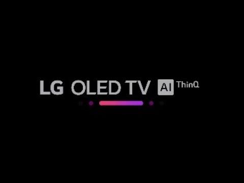 Lg Oled Tv Ai Thinq Youtube