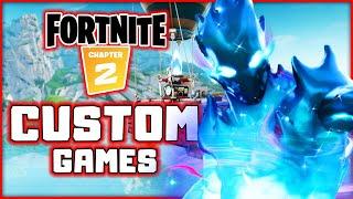 Fortnite! Season 3! Custom Games Solos! Duos! Squads!   Blitzwinger