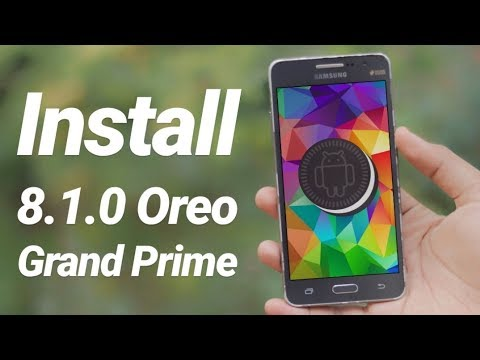 Install 8 1 0 Oreo (LOS 15 1) on Grand Prime