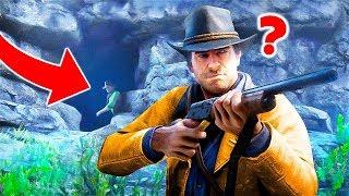 IMPOSSIBLE HIDE & SEEK in Red Dead Redemption 2 Online