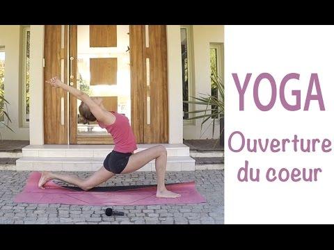 Ouverture du coeur - yoga pour l'amour