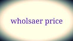 Pedigree wholesale price 9098050677