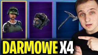 3 FREE SKINS AVAILABLE NOW IN FORTNITE!!