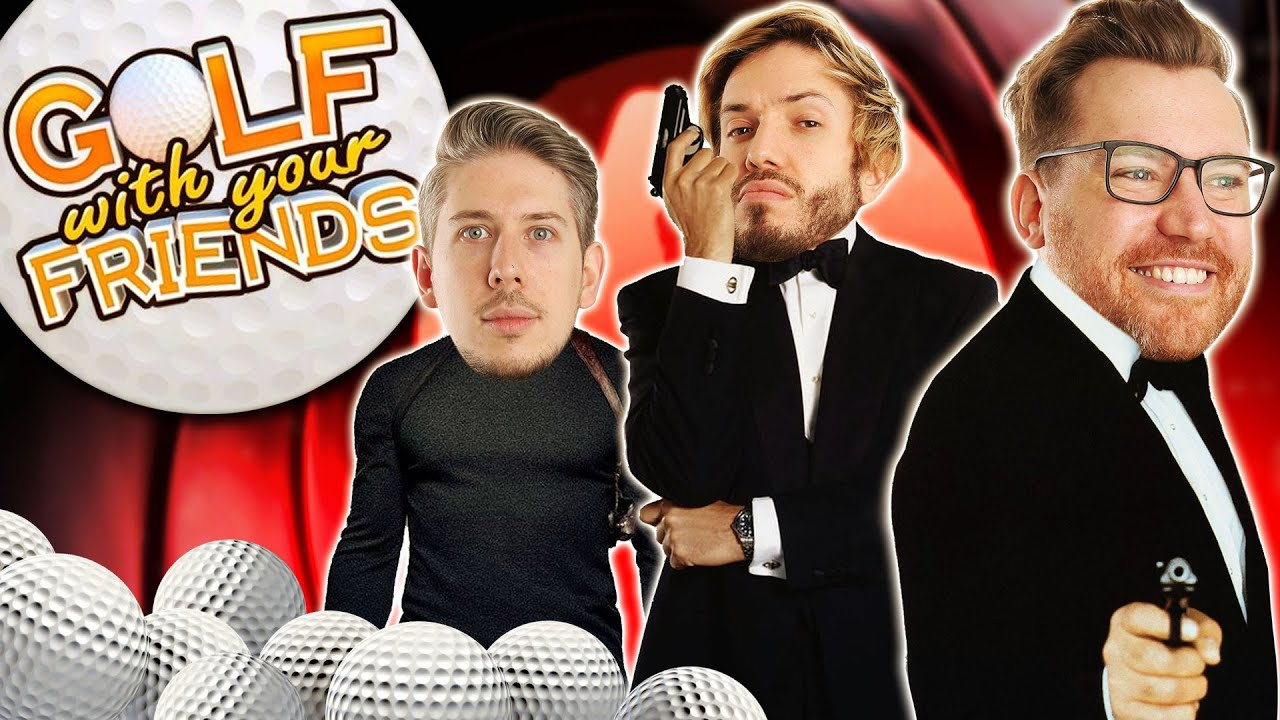 The name's Bond (Golf With Your Friends)
