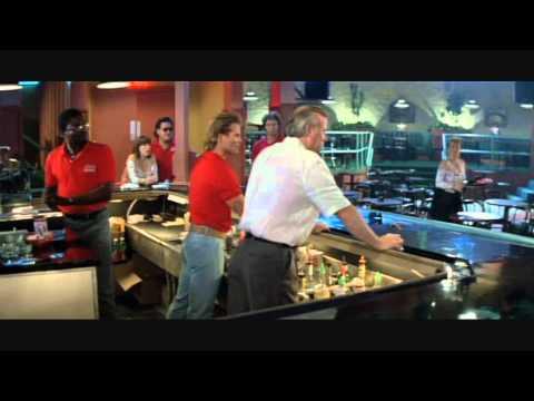 Road House Redux: Dalton and Garrett vs henchmen