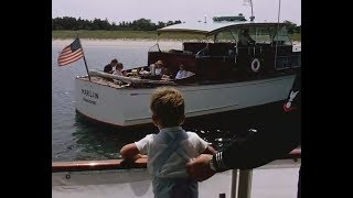 JFK JR & Jackie & John F Kennedy ...CANDID KENNEDY FILM -- HYANNIS PORT (SEPTEMBER 6-8, 1963