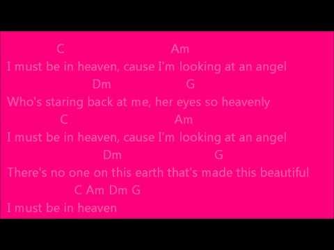 Cody Simpson - Angel (with Lyrics and Guitar Chord) - YouTube
