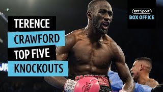 The five times Terence Crawford proved he was a boxing God 🤯