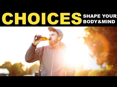 The Power Of Daily Choices & Habits | How You Create Yourself Daily