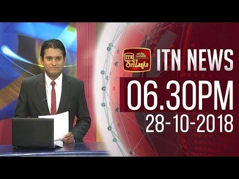 ITN News 2018-10-28 | 06.30 PM