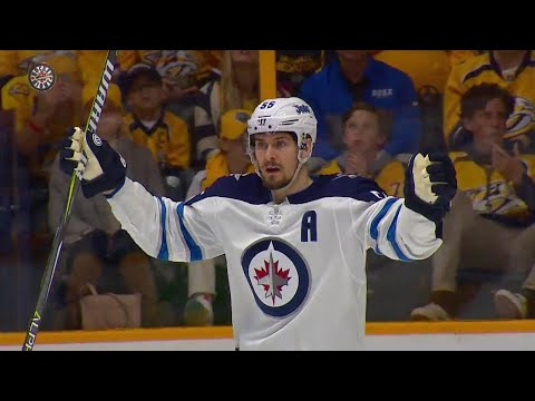 All 11 Mark Scheifele 2018 playoff road goals to break NHL record