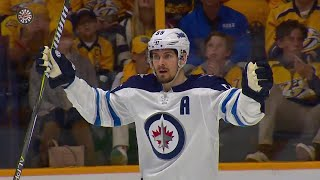 All 11 Mark Scheifele 2018 playoff road goals to break NHL record