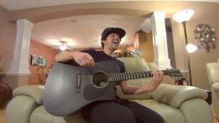 Innocent Man (Rag'n'Bone Man) acoustic cover by Joel Goguen