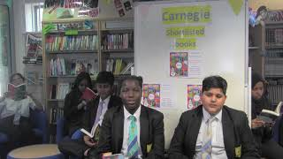 Aston Manor Academy - Carnegie Club