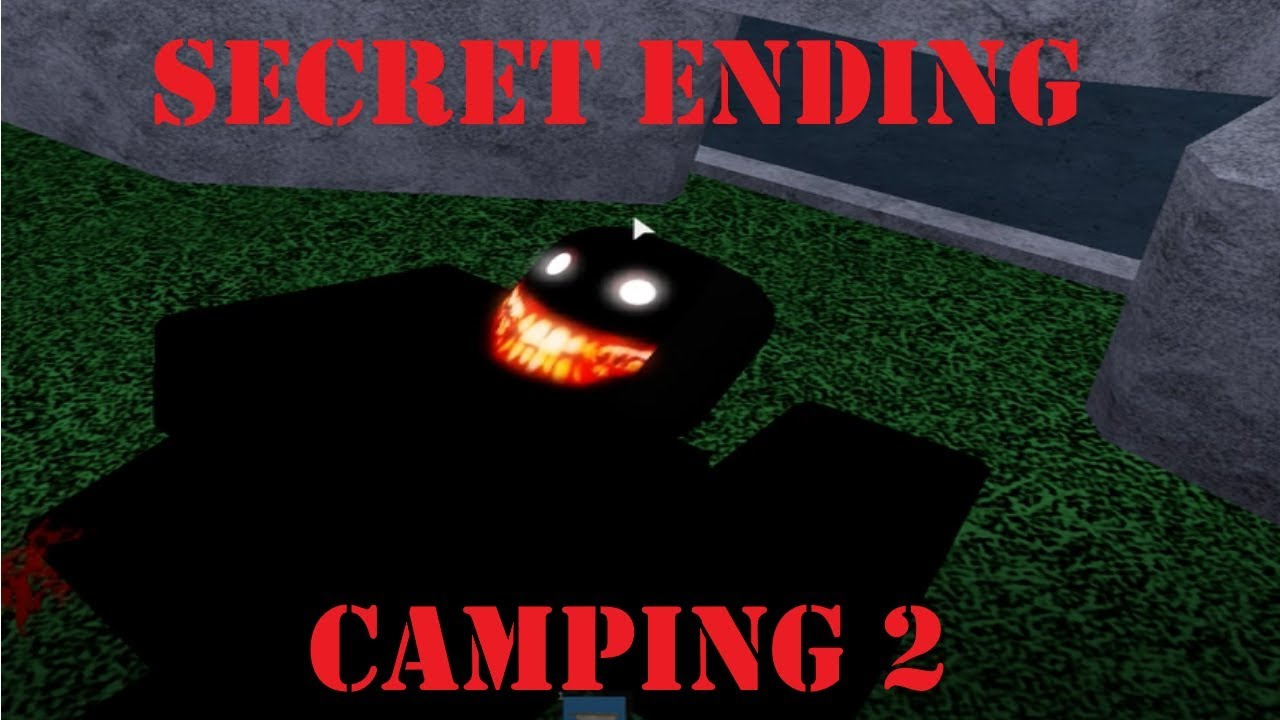 Camping 1 Roblox Game Ending