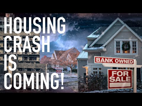 Housing Crash Is Coming! Mortgage Rate And Lumber Shortages About To Pop The Housing Bubble