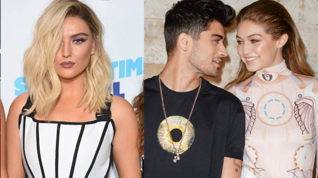 Little Mix hit back at fan who slammed Perrie Edwards' vocals on Twitter