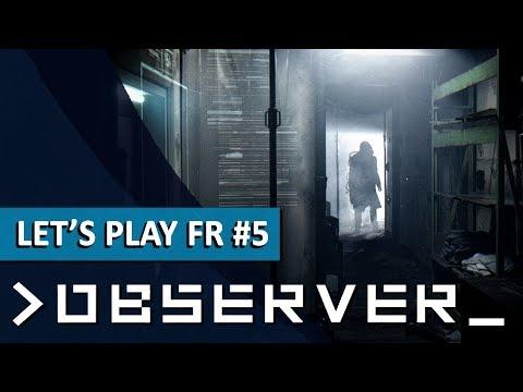 OBSERVER : Vous n'êtes pas prêts | LET'S PLAY FR #5