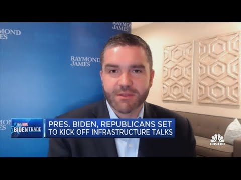Mills: How President Biden is attempting to get GOP support for his spending plans