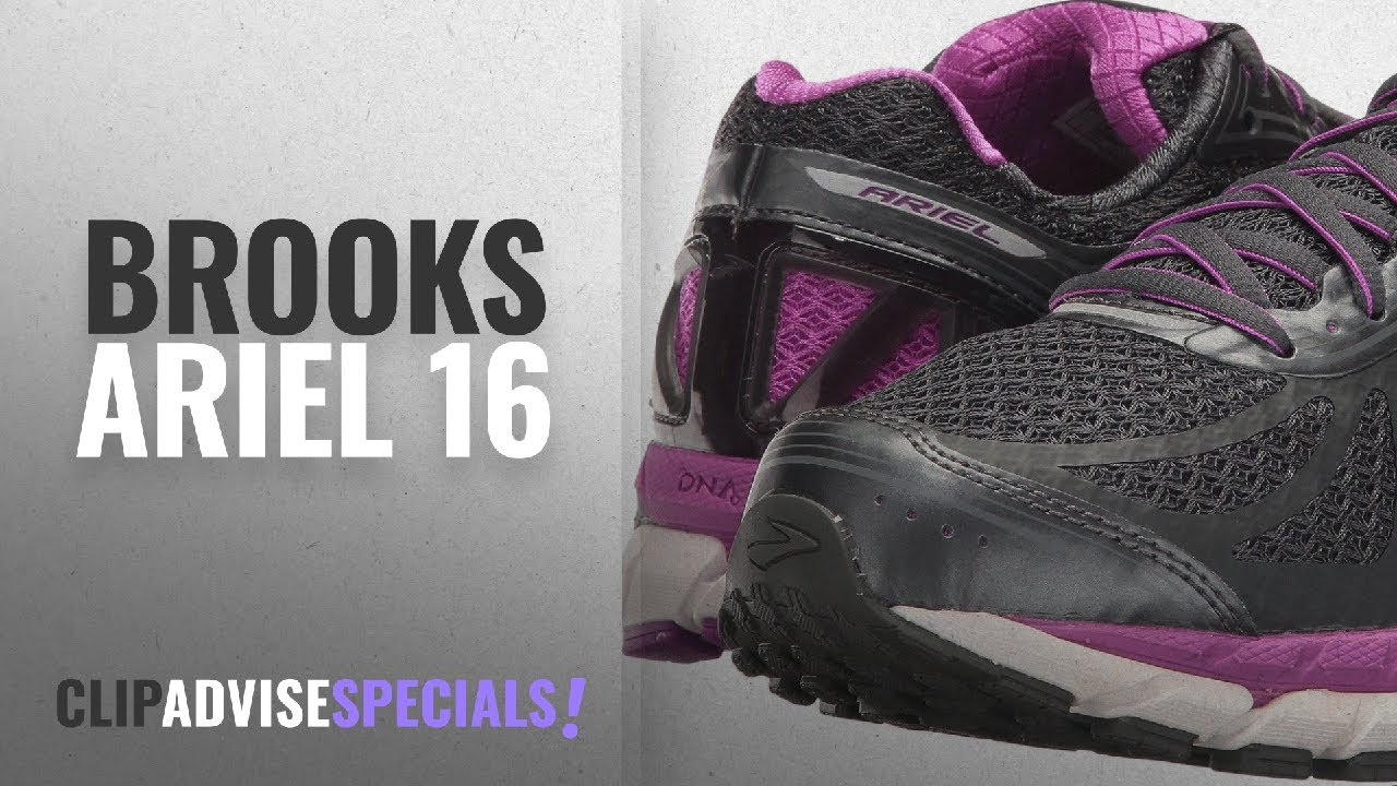 1699cdbdd7406 Top 5 Brooks Ariel 16  2018   Brooks Women s Ariel  16 Anthracite ...