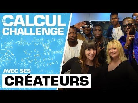 Les créateurs du Calcul Challenge défient l'équipe en live ! - Marion et Anne-So