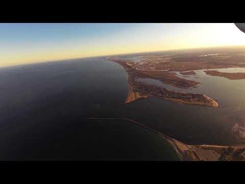 Boston - NH Coastline Estuary Flight for LightHawk and Surfrider Foundation USA