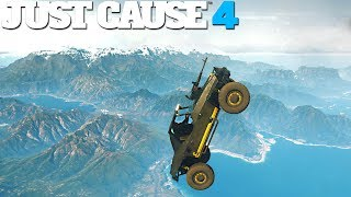 Just Cause 4 - Fails #6 (JC4 Funny Moments Compilation)
