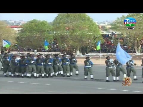 #Djibouti #Somalia BEST OFF DU 27 JUIN 2016, BOLISKA SOMALIYA OO FUREY DABALDAGII XUSKA 39 AAD