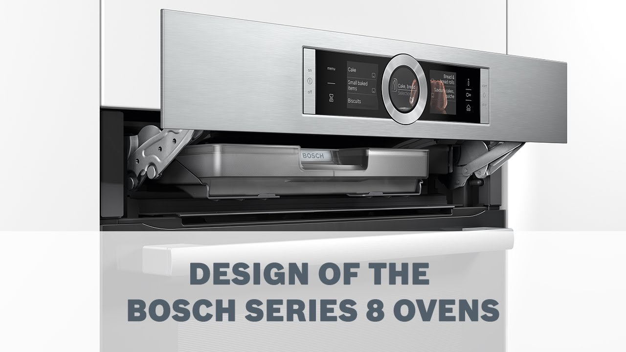 bosch series 8 oven design youtube. Black Bedroom Furniture Sets. Home Design Ideas