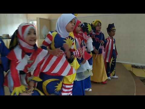 Sambutan Bulan Kemerdekaan SK Sungai Kapar Indah Klang