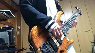 歌あり TOKIO 花唄 トキオ ベース 弾いてみた bass cover tokio