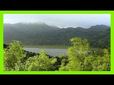 GRAND ETANG NATIONAL PARK & FOREST RESERVE ON GRENADA