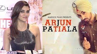 Kriti Sanon Reveals Details About Her Role In 'Arjun Patiala'