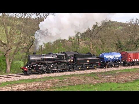North Yorkshire Moors Railway Spring Steam Gala - 25th April 2015