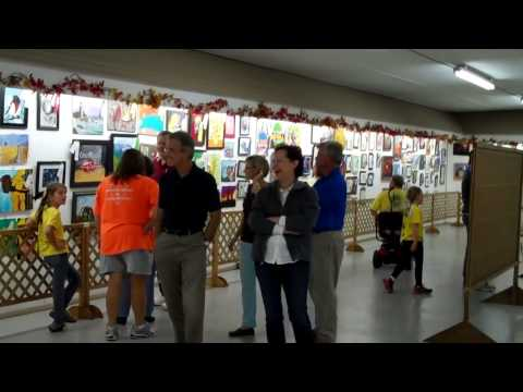 58th Annual VFW DeKalb County Agricultural Fair Fort Payne AL 2013