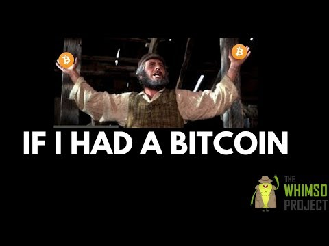 If I Had A Bitcoin - Funny If I Was A Rich Man Parody Cover - Crypto Digital Currency Humor Song