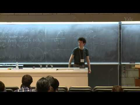 """Ahlfors-Bers 2014 """"Conformal invariance and critical behavior within critical fractal carpets"""""""