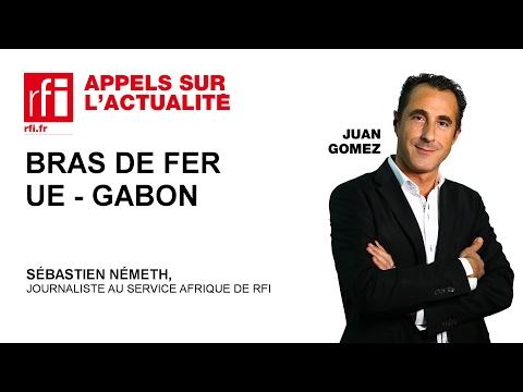 Bras de fer UE - Gabon